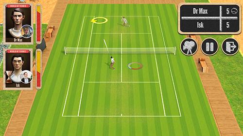 World of tennis: Roaring 20's Screenshot