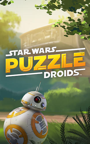 Star wars: Puzzle droids captura de pantalla 1