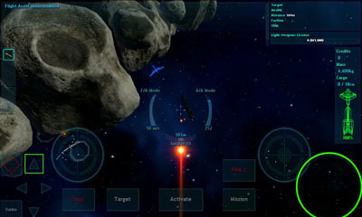 Vendetta Online screenshot 2