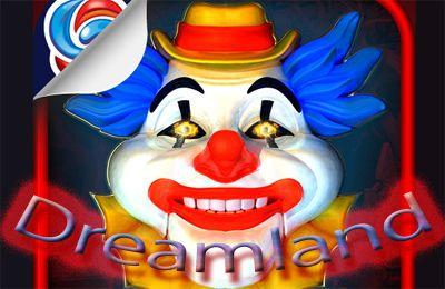 logo Dreamland HD: spooky adventure game
