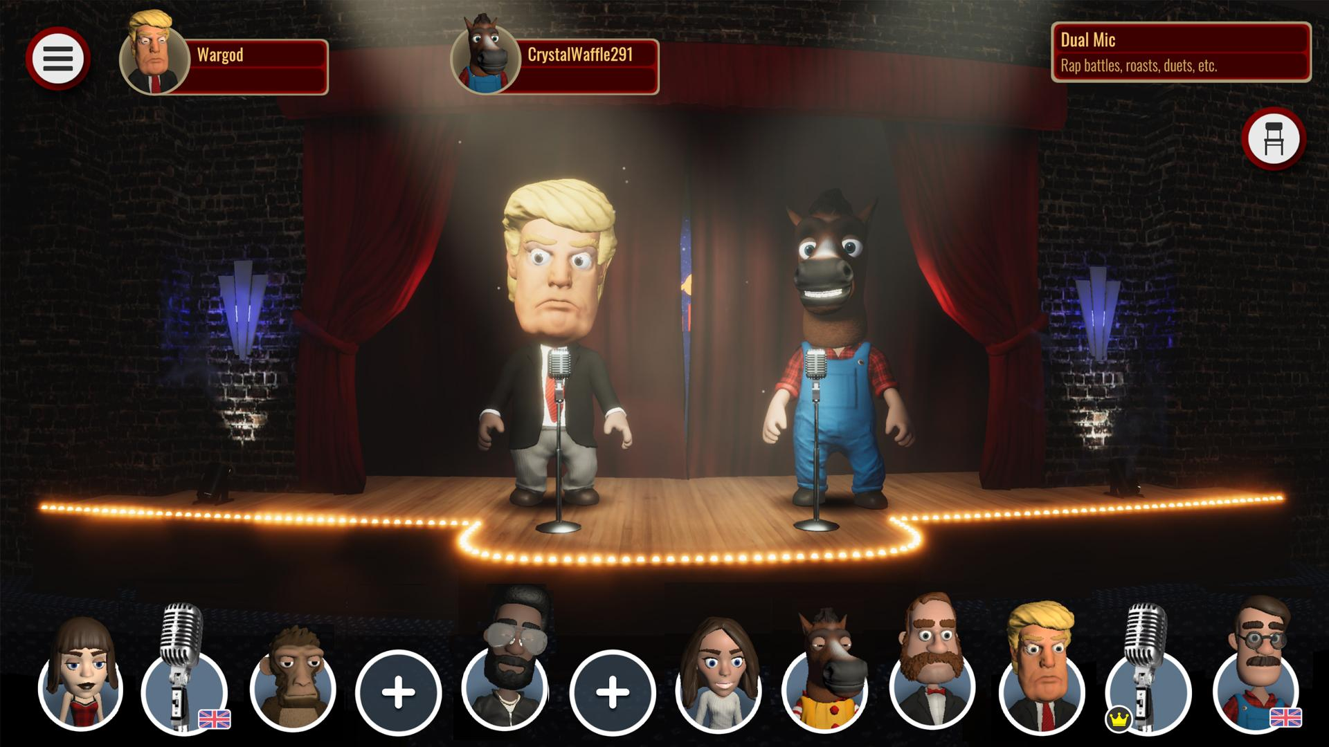 Comedy Night - The Game para Android
