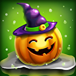 Witchdom: Candy witch match 3 puzzle Symbol