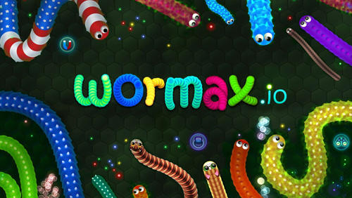 Wormax.io Screenshot