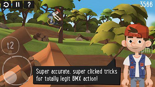 BMX perfectionné 2 pour iPhone gratuitement