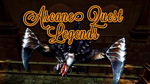 Arcane quest legends screenshots