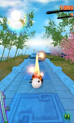 Panda Run HD for Android