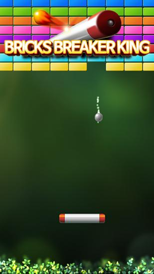 Bricks breaker king Screenshot
