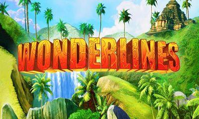 Wonderlines match-3 puzzle Screenshot