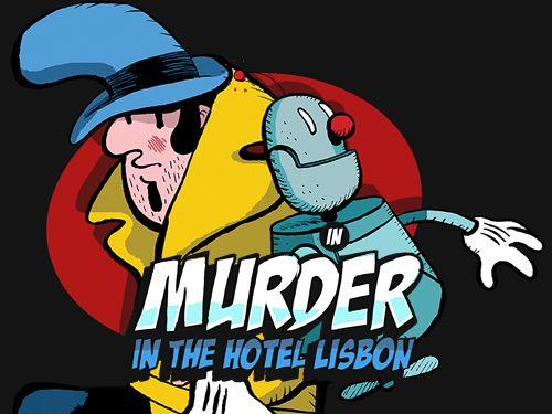 логотип Убийство в отеле Лиссабон