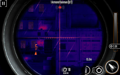 Sniper strike: Special ops für Android