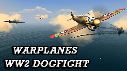 Capturas de tela de Warplanes: WW2 dogfight