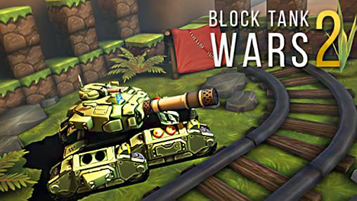 Block tank wars 2 captura de tela 1