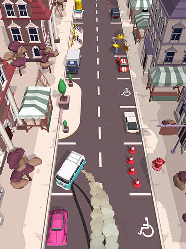 Drive and park for Android