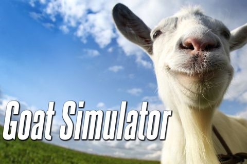 标志Goat simulator