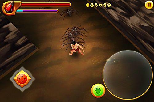 Screenshot Conan: Turm des Elefanten auf dem iPhone