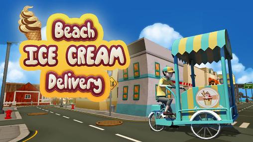Beach ice cream delivery Screenshot