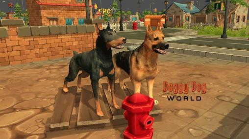 Doggy dog world screenshot 1