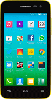 Alcatel Pop S3 5050Y apps