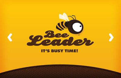 logo Abeja líder