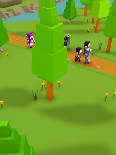 Arcade Idle medieval tycoon: Idle clicker tycoon game für das Smartphone