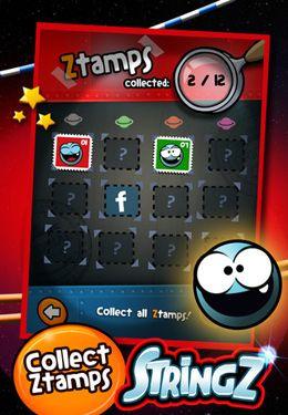 Arcade-Spiele: Lade StringZ-HD auf dein Handy herunter