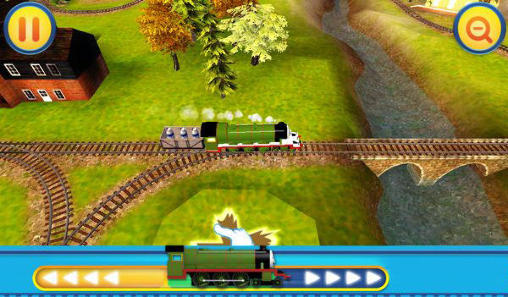 Thomas and friends: Express delivery para Android