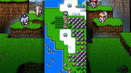 Retro RPG RPG Dragon lapis auf Deutsch