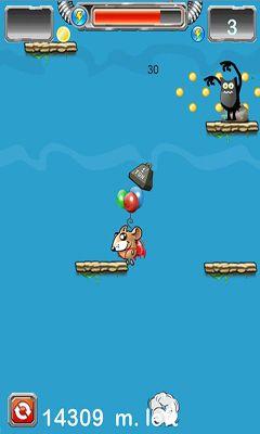 Arcade-Spiele Moon mouse für das Smartphone