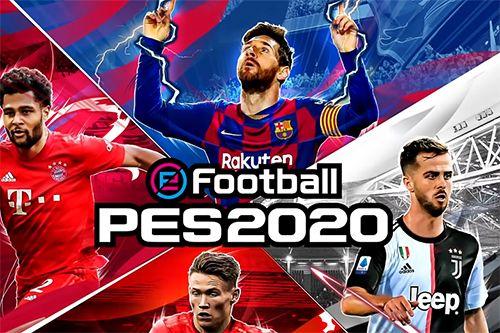 ロゴeフットボール PES 2020