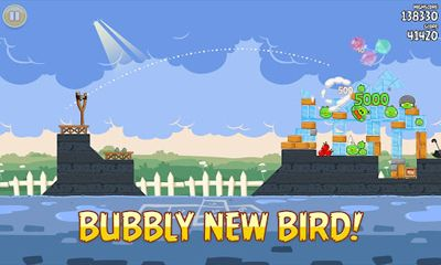 Jogos de arcade Angry Birds Seasons Back To School para smartphone