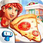 My pizza shop 2: Italian restaurant manager game Symbol