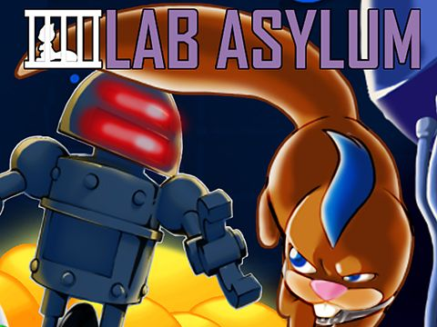 logo Lab asylum: Run and escape!