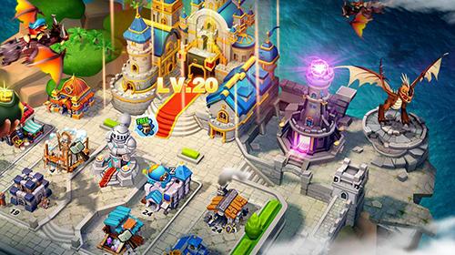 Epic war: Castle alliance für Android