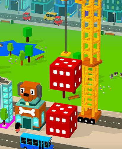 Spiele für Kinder Jippo! Street auf Deutsch