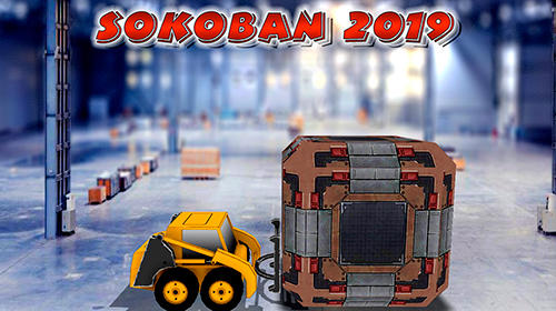 Sokoban 2019 screenshot 1