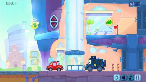 Arcade Wheelie 7: Detective für das Smartphone