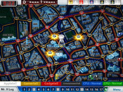 Scotland Yard pour Android