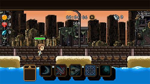 Juegos de arcade Runrun apocalypse: I hate fish para teléfono inteligente