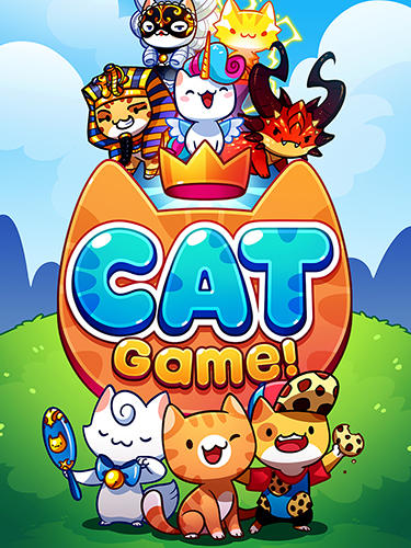 Cat game: The Cats Collector Screenshot