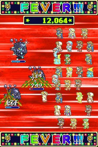 Final Fantasy: Die Tapfersten für iPhone