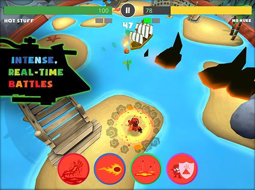 Creature battle lab Screenshot