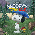 アイコン Peanuts. Snoopy's town tale: City building simulator