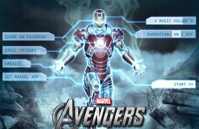 Kampfspiele: Lade MARVERL`S DIE RÄCHER: IRON MAN - MARK VII auf dein Handy herunter