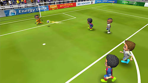 Mobile soccer league auf Deutsch