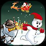 Snowman run Symbol