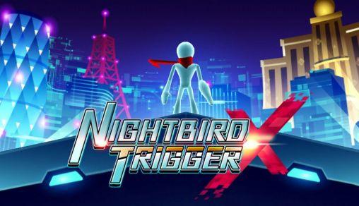 Nightbird trigger X icon