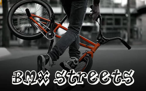 BMX streets Screenshot