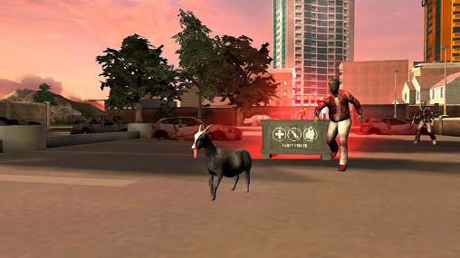 Goat simulator: GoatZ pour Android
