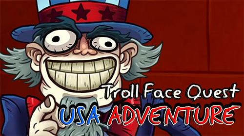 Troll face quest: USA adventure Screenshot