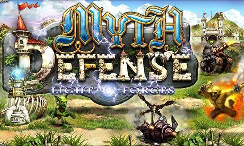 logo Mythische Abwehr: Mächte des Lichts